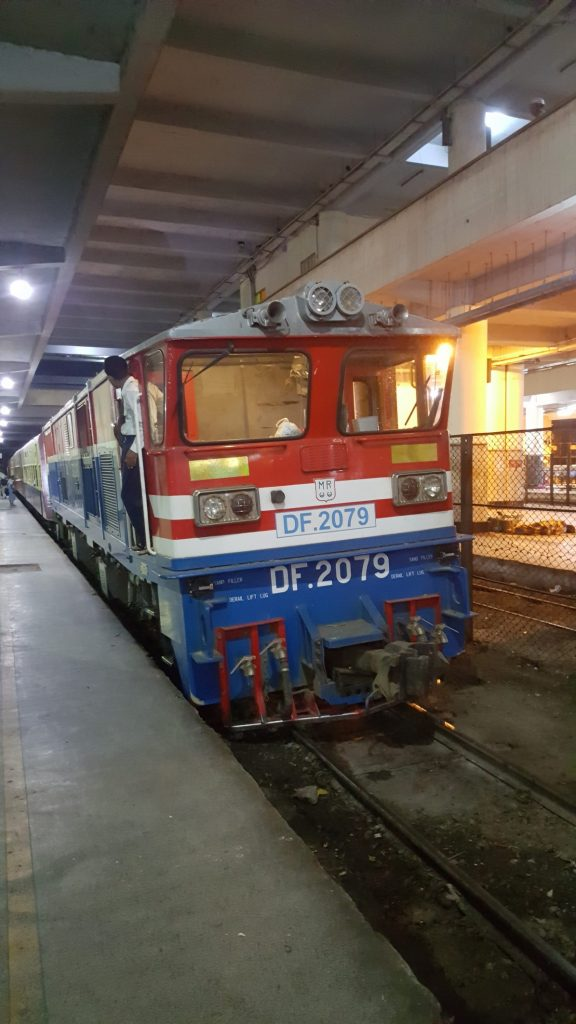 Old School Train