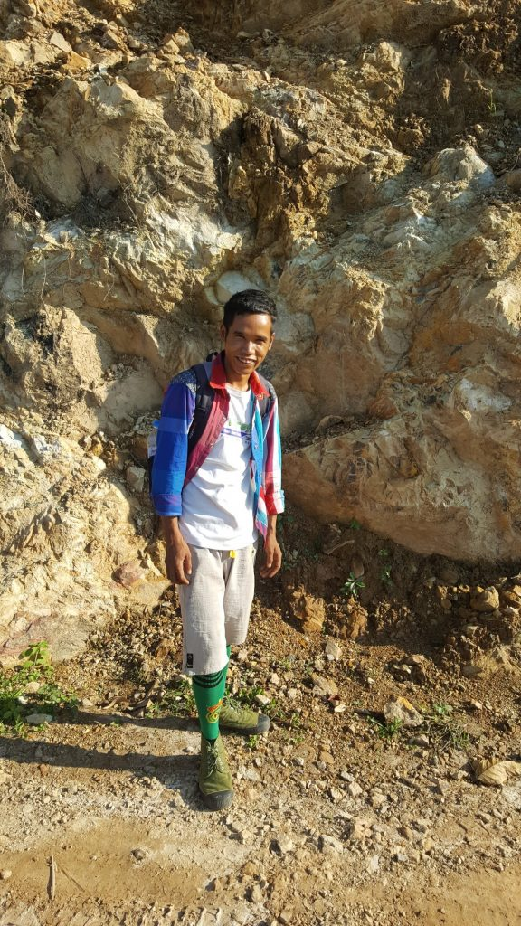 Nepali - Best looking Guide in Town