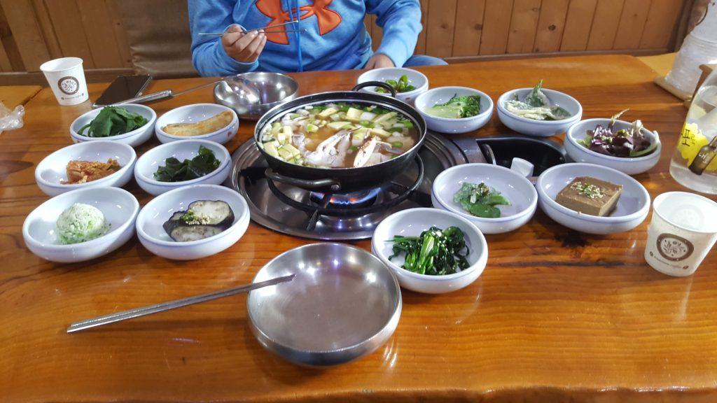 Big Korean Breakfast