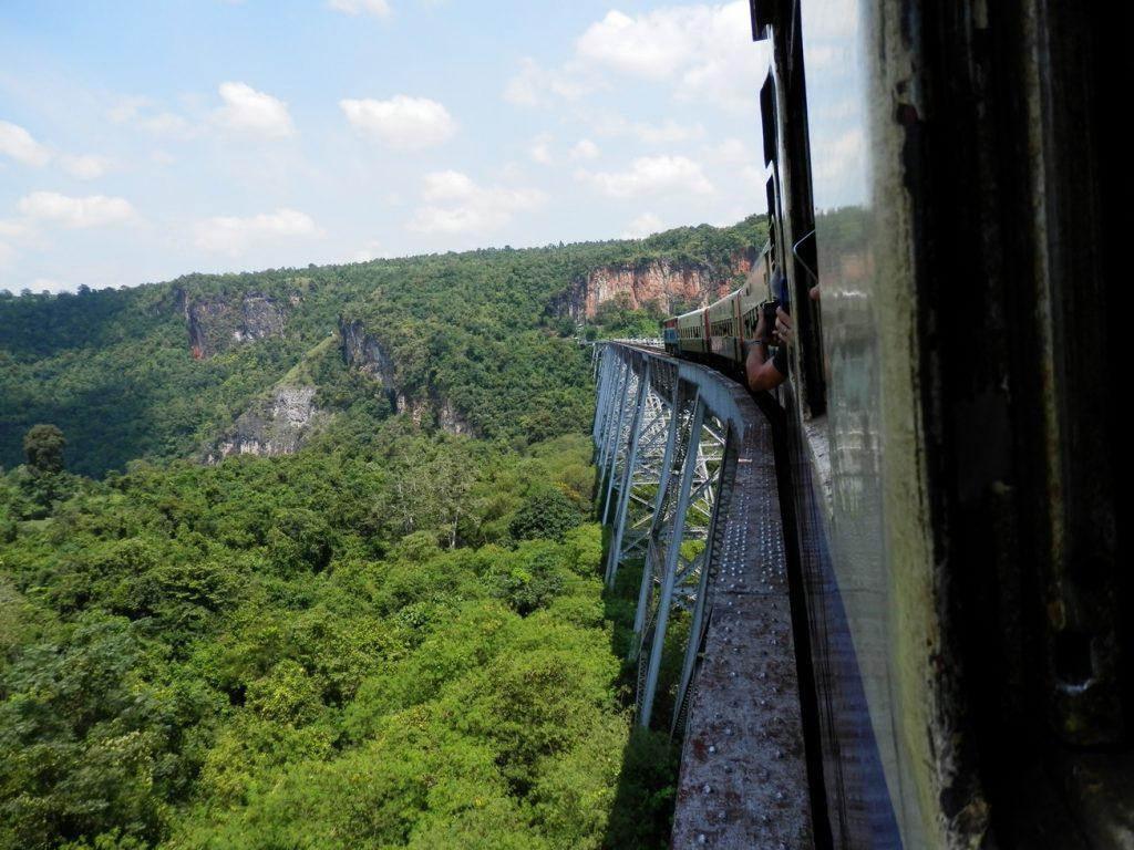 Goteik Viaduct
