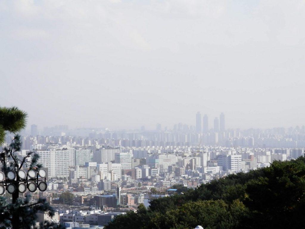 View from Seonjangdae