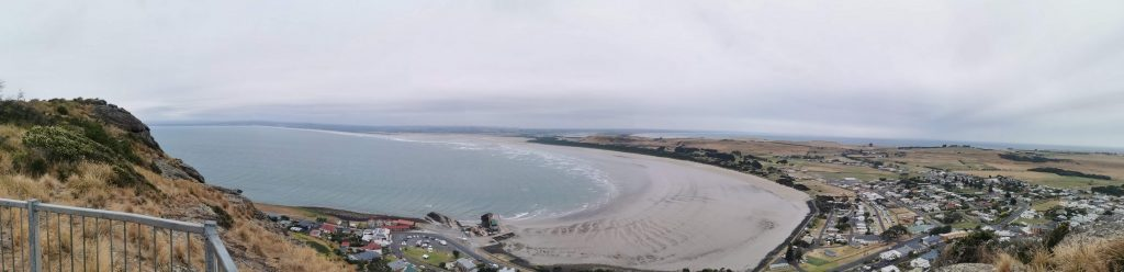What a View from the Nut at Stanley