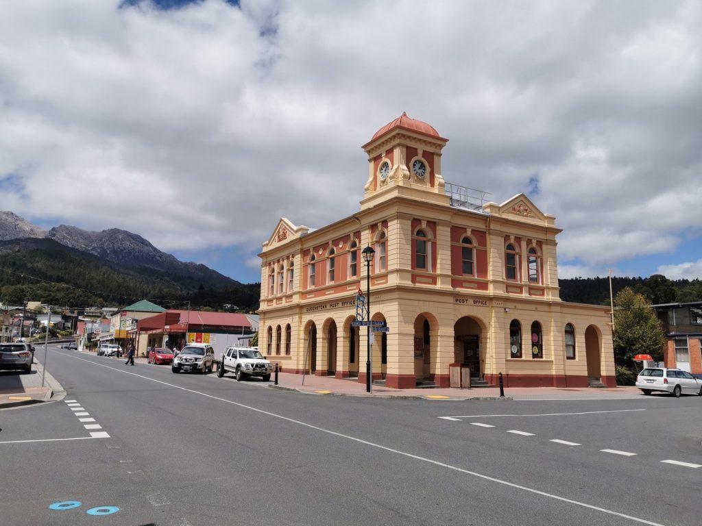 Historic Building in Queenstown