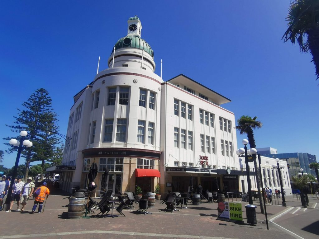 Lovely Napier