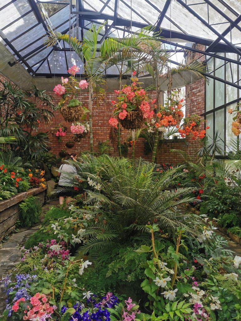 Bason Botanic Garden